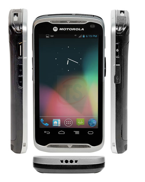 Zebra TC55 Touch Mobile Computer Kit (includes holster and