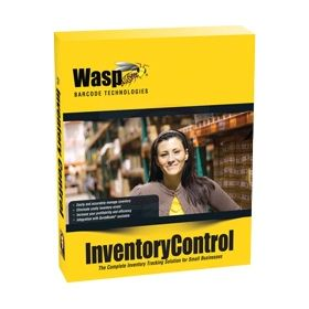 Wasp Inventory Control V7 Standard Software Only