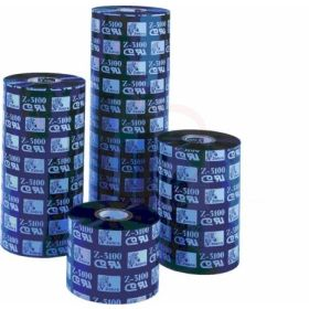 Zebra 60MM X 300M Wax/Resin Barcode Ribbon