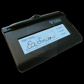 Topaz Siglite LCD 1x5 HID-USB Backlit - T-LBK460-HSB-R