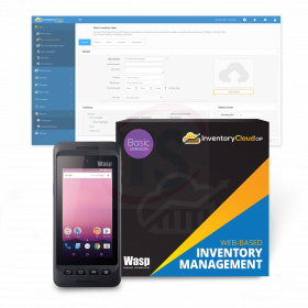 Wasp InventoryCloudOP Basic - 1 user w/DR4