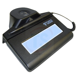 Topaz IDGem LCD 1x5 - TF-LBK464-HSB-R