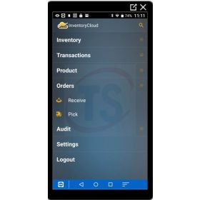 Wasp InventoryCloud Software Application and Mobile App (5-Users, 1 Year Subscription)