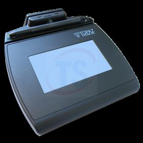 Topaz SignatureGem LCD 4x3 MSR - TM-LBK755SE-HSB-R
