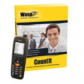 WaspCountIt Inventory Counting Software Only