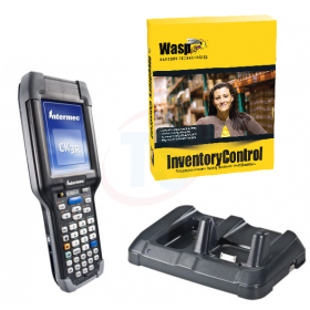 Wasp Inventory Control V7 RF Pro With Intermec CK3 Mobile Device and 3 hours Remote Setup Bundle