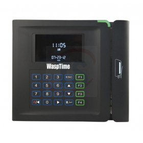 WaspTime BC100 Barcode Time Clock