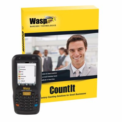 CountIt with DT60 (1D Numeric) Mobile
