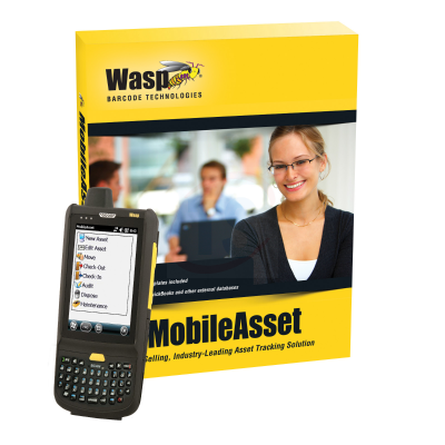 Wasp MobileAsset v7 Professional with HC1 and 3 hours Setup Time
