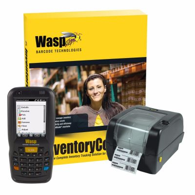 Inventory Control RF Enterprise with DT60 1D (Unlimited-user)
