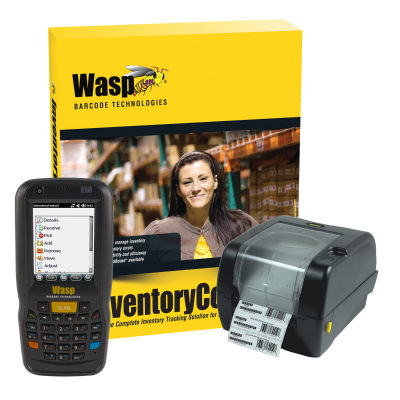 Inventory Control Standard with DT60 1D & WPL305
