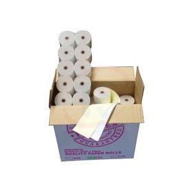 Single Ply Bond Paper Rolls 76 x 76mm
