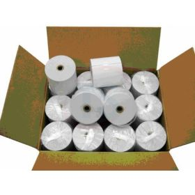 Single Ply Thermal Paper Rolls 52 x 100 x 38mm