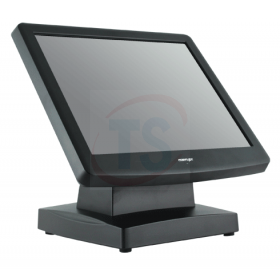 Posilfex 15 inch LCD PCAP Touch Monitor Black