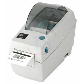 Zebra LP2824 Direct Thermal Bar Code Printer with USB