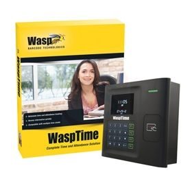 WaspTime V7 Enterprise Biometric Solution