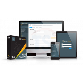 Wasp AssetCloudOP Complete Software (5 Users)