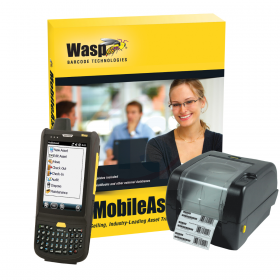 Wasp MobileAsset v7 Professional with HC1 and WPL305 (5-user)