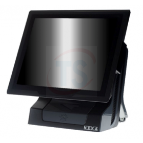 "Nexa Desire 15"" POS terminal black with Windows 7 Pro"