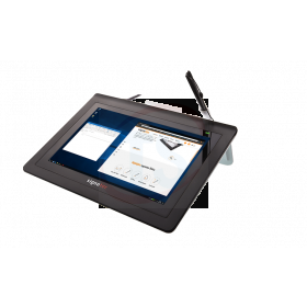 """signotec Pad Delta 10.1"""" LCD Pen Display with Pen-Input and Multi-Touch, 2.7m cable"""