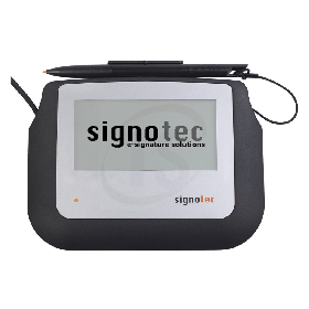 Signotec Sigma LCD with Backlight (HID-USB with 2 meter Cable)