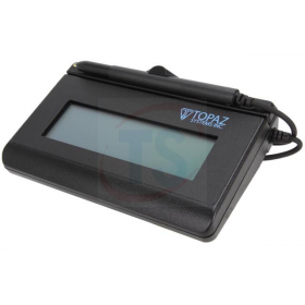Topaz SignatureGem 1x5 HID-USB Backlit