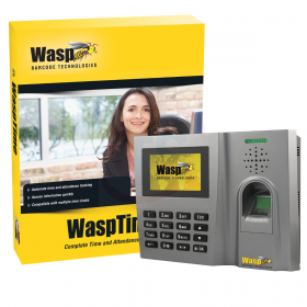 WaspTime V7 STD W/ BIO (FingerPrint) Clock