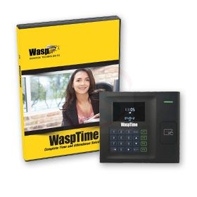 WaspTime V7 Professional W/HID time clock