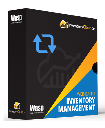 Wasp InventoryCloud Software Application and Mobile App (5-Users, 1 Year Subscription) - Renewal