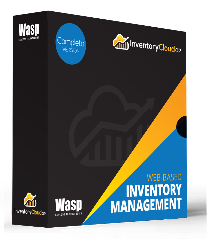 Wasp InventoryControl Upgrade to InventoryCloudOP Complete Software (5 users) - Self hosted One off pricing
