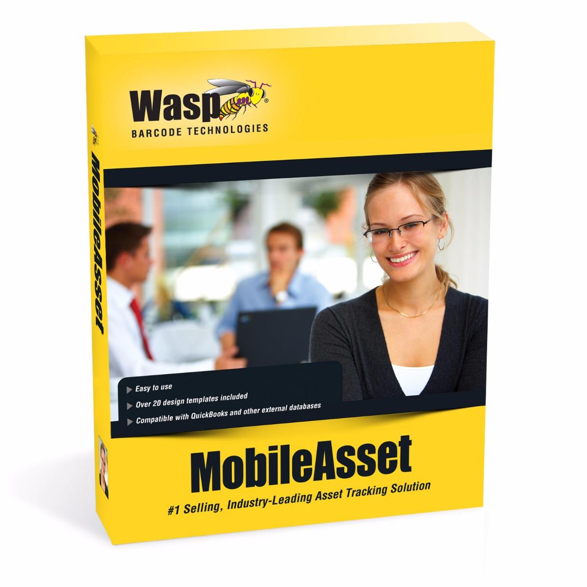 Wasp Mobile Asset v7 Enterprise