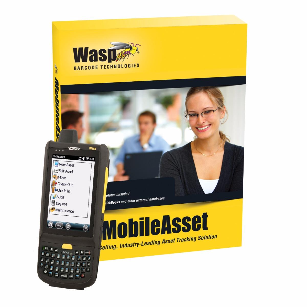 Wasp MobileAsset V7 Standard with HC1 (1-user)