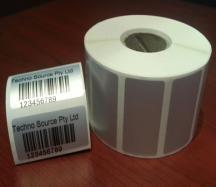 Pre-Printed Labels