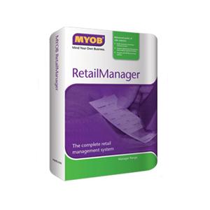 MYOB Retail Manager
