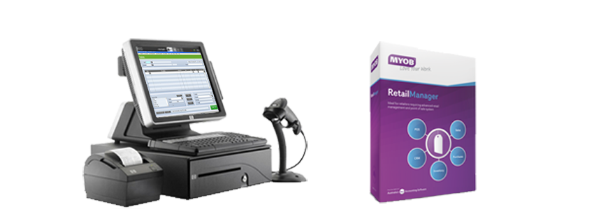 MYOB Retail Manager POS Solutions