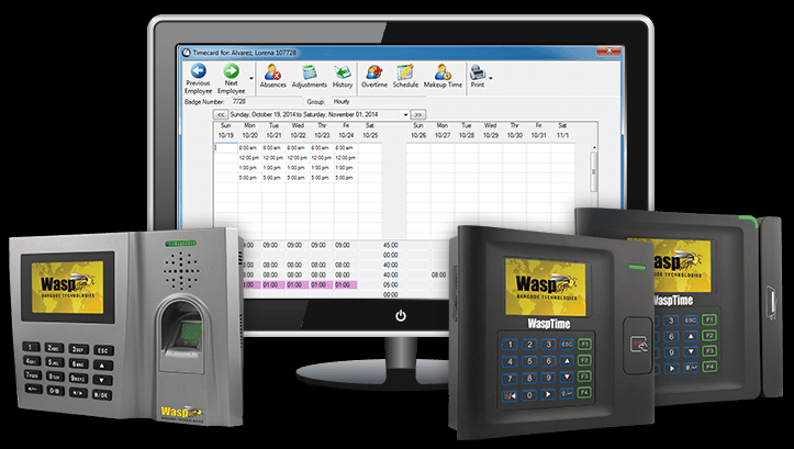 Wasp Time and Attendance Software Australia