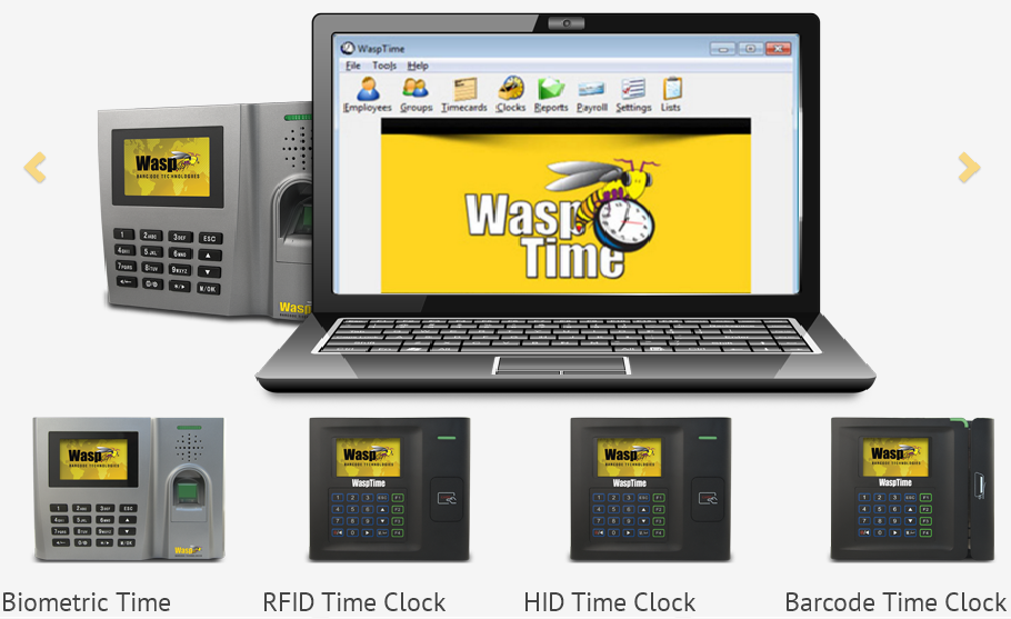 Time And Attendance Tracking Software